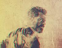 Logan Movie Poster Concept