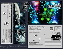 Bookmark & Postcard for EngeNano