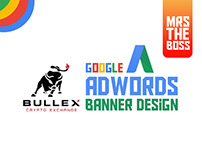 Bullex-Banner Ads Design