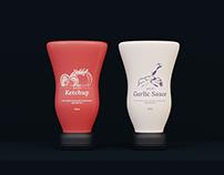 Zem-Kitchen Packaging design