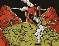 La Milpa de la Desolación - La Tremenda Korte EP