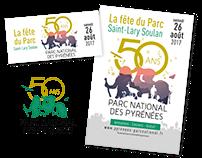 Parc National des Pyrénées - Identité visuelle