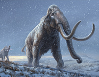 Centre for Palaeogenetics | Winter Steppe Mammoths