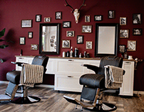 Barbershop The Good Fellas - Branding