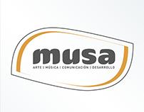 DISEÑO GRÁFICO IDENTIDAD | MUSA Comunicación Argentina