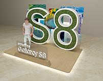 Samsung S8 Landmark / Photobooth