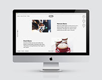 Craftsmen Coffee Website