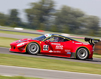 Ferrari F430 Scuderia GT3 y Ferrari F430 GT3