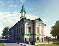 Mosque XIXс