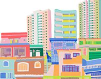 Places I lived - São Paulo