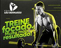 Mídia Social - Fisio São Bernardo