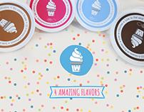 LightWhey UAE's 1st high protein Ice cream Social Media