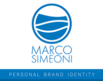 MARCO SIMEONI - Personal Brand Identity 2017