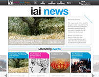 IAI - news page