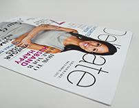 Magazine Design / Delicate