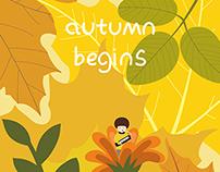 My Autumn - The 24 Solar Terms