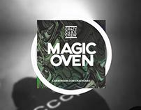 Magic Oven - Crazy Cake Crew