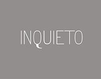 Inquieto Typeface