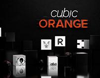 Cubic Orange Branding