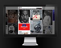 Website Design for Shopigo.com