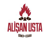 Alişan Usta Döner & Izgara / Branding