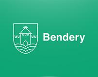Branding Bendery town