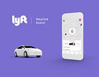 Lyft Wayfind Assist