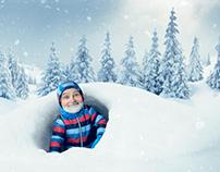 Aimez l'hiver comme avant !