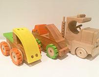 Toy Cars Design