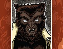 Monster Squad Illustrations