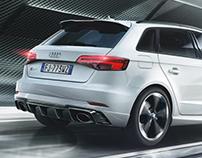 Audi   RS3   Print