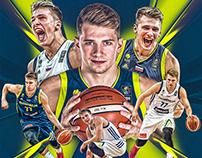 • Official FIBA social media graphics V •