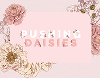 Pushing Daisies fashion editorial