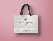Pasha Jewelry / Corporate Identity Project Presentation