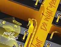 DONG DUCK BAG|周冬雨个人IP折纸包