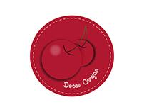 Doces Cerejas Logo