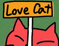 Cat art : August 2019