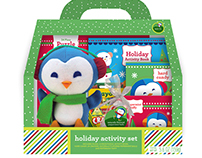 Holiday Gift Set for Target