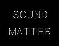 Sound | Matter