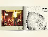 Sasha Luje home textiles butik. Booklet.