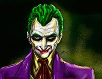 Joker ilustration