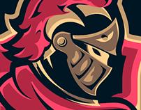 Noble Knight Mascot