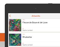 ARTCHIVE - artwork management for small galleries