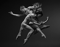 dancers - Victoria and Mikhail Bogomazov