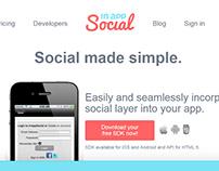 InAPP Social- Design & HTML/CSS
