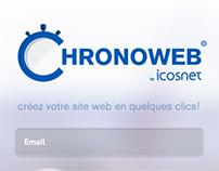 CHRONOWEB : création & développement du Web