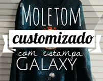 Moletom Customizado