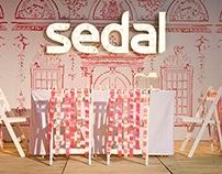 Sedal - Espacio Sedal en Itaú MoWeek Invierno 2013