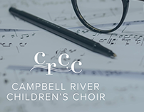 Campbell River Children's Choir Branding