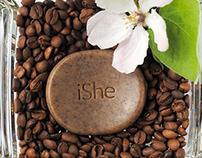 Product photography - iShe Handmade Soap